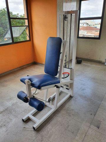 """COMBO"" Cadeira Extensora + Flexora ""PHYSICUS"" - Foto 3"