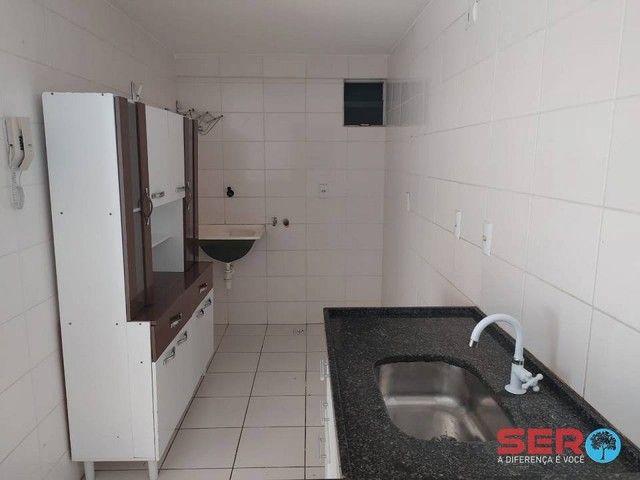 Excelente apartamento com 2 quartos no Tabuleiro do Martins! - Foto 11