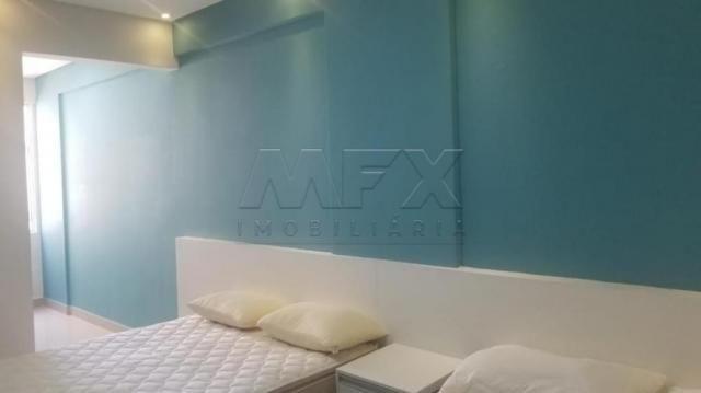 Apartamento à venda com 1 dormitórios em Centro, Sao vicente cod:V2049 - Foto 13