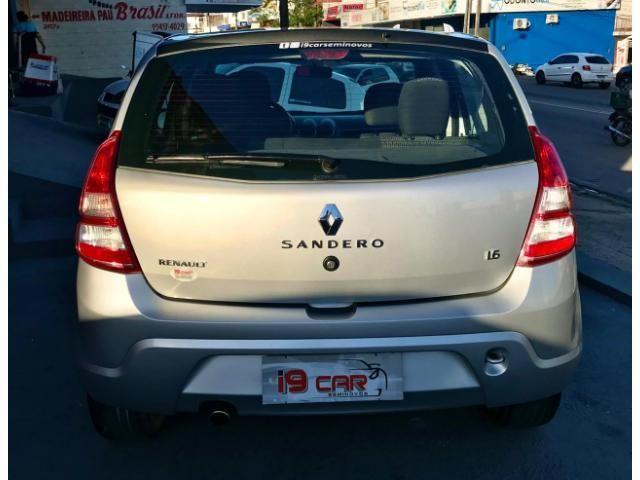 Renault SANDERO Expression Hi-Flex 1.6 8V 5P - Foto 5