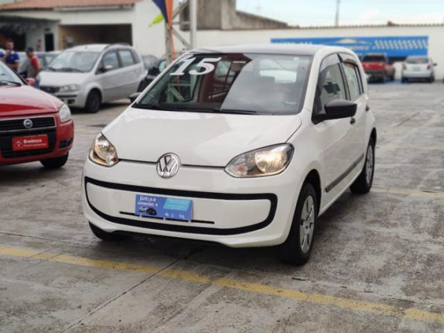 Volkswagen up 2015 1.0 mpi take up 12v flex 4p manual - Foto 3