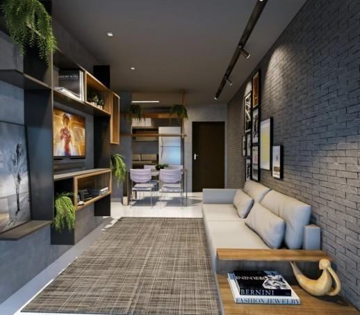 Liv Residencial - Apartamento em Lançamentos no bairro Ponta Verde - Maceió, AL - Foto 7