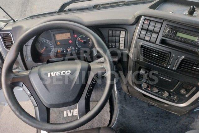 Iveco Hi Way 600S44T, ano 2018/2019 - Foto 10