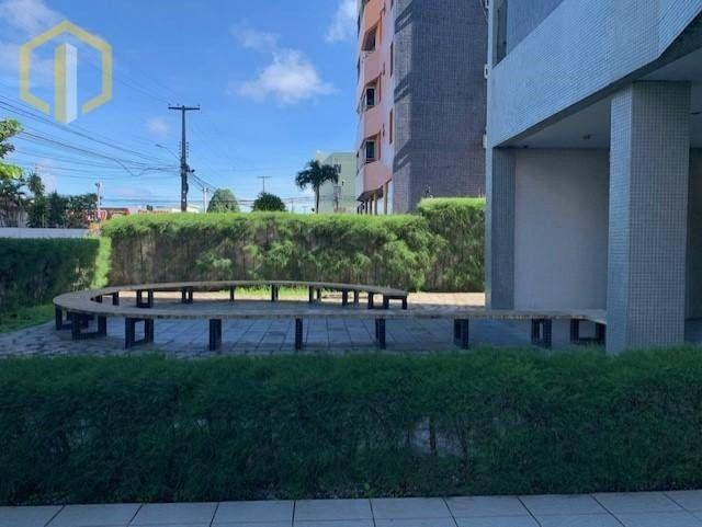 Apartamento com 3 dormitórios à venda, 100 m² por R$ 270.000,00 - Expedicionários - João P - Foto 18