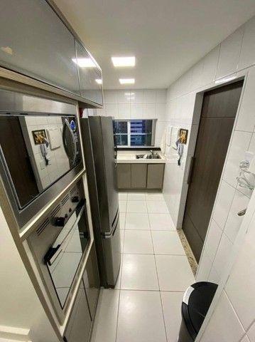 AB111 - Apartamento todo projetado/ 03 quartos/ Varanda gourmet - Foto 2