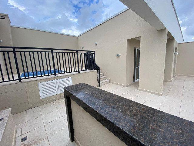 Cobertura Linear 94m²  Aceita financiamento|2 vagas - Taguá Life Center - Foto 5