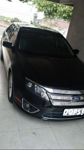 Ford fusion 2010 com teto solar periciado - Foto 2