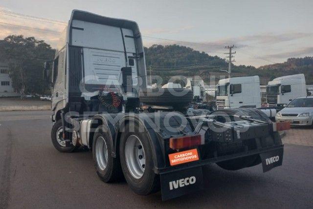 Iveco Hi Way 600S44T, ano 2018/2019 - Foto 2