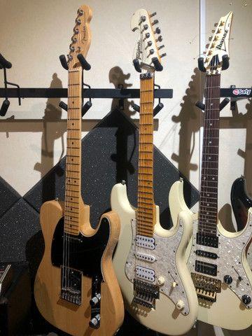 Guitarra Tagima Edu Ardanuy E1 (Cap Cabrera) - Foto 2