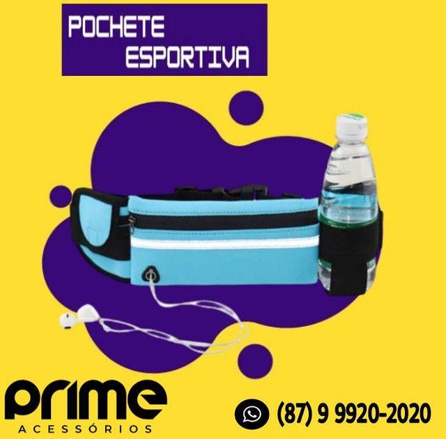 Pochete Esportiva Fitness  - Foto 3