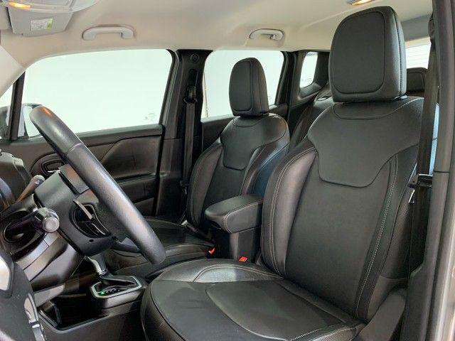 Jeep Renegade Longitude 1.8 aut. Flex 2019 // com garantia // ipva 2021 - Foto 9