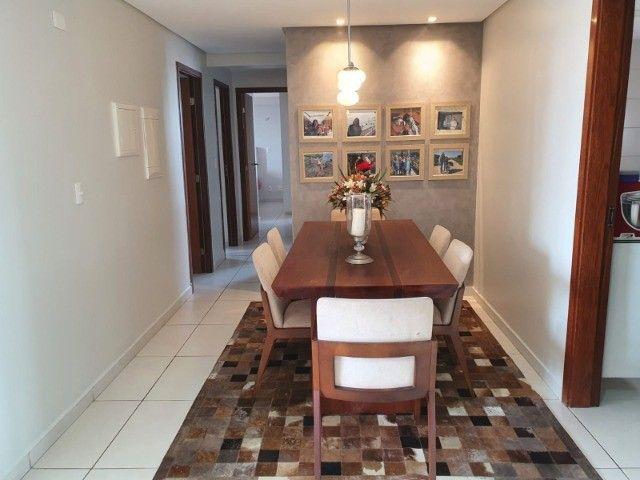 Apartamento para venda com 103m², 4 quartos em Pedro Gondim, João Pessoa - PB - Foto 4
