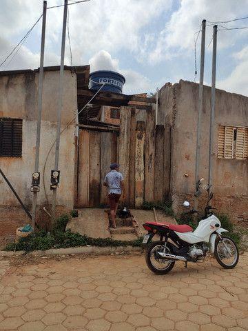 Vendo casa no bairro liberdade ll