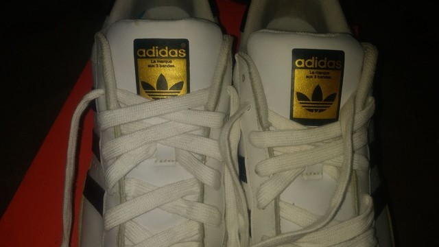 Tênis Adidas superstar original. - Foto 4