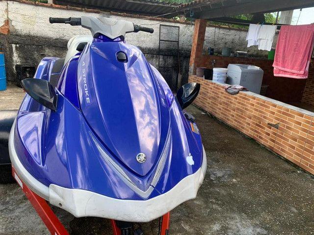 Yamaha VX 1100 De Luxe com Ré - Foto 3
