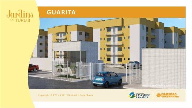 Lançamento Cond. Jardins do Turu III - Aptos c/ 2 qtos - Blocos com Elevadores
