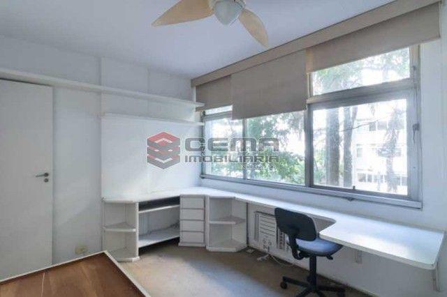 Apartamento para alugar com 3 dormitórios em Flamengo, Rio de janeiro cod:LAAP34636 - Foto 14