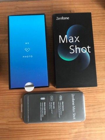 Zenfone Max Shot - Rose Novo - Foto 4