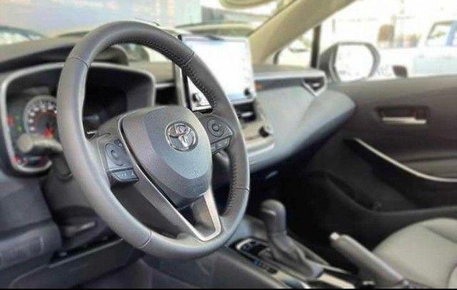 Corolla 2.0 vvt-ie flex xei direct shift zero km!!! - Foto 4