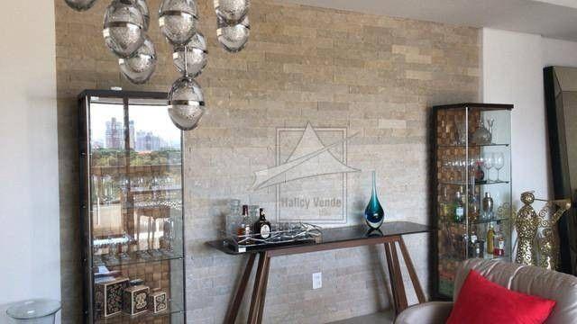 Apartamento com 4 dormitórios à venda, 211 m² - Jardim Cuiabá - Cuiabá/MT - Foto 3