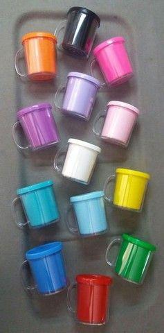 Caneca Rosqueavel - Ideal para personalização - Foto 2