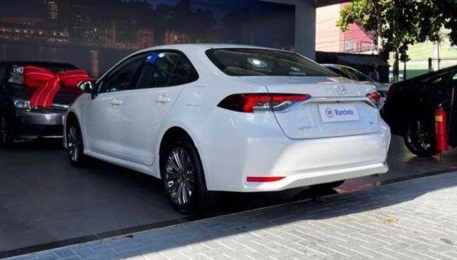 Corolla 2.0 vvt-ie flex xei direct shift zero km!!! - Foto 7