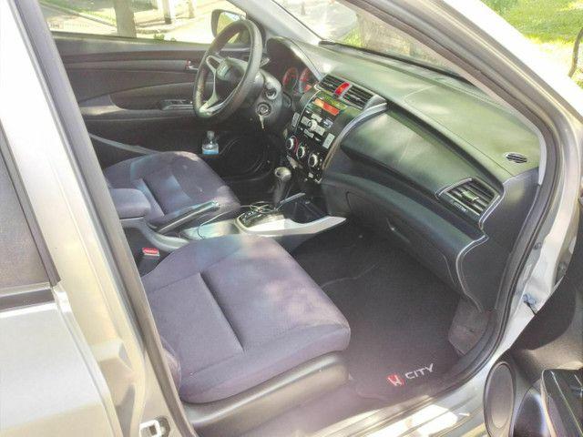 Abaixo da Fipe Honda city Lx 1.5 automático zerado - Foto 5