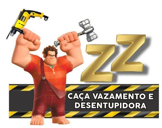 CAÇA VAZAMENTO COM APARELHO
