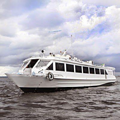 Barcos para passageiros e cargas - Foto 2