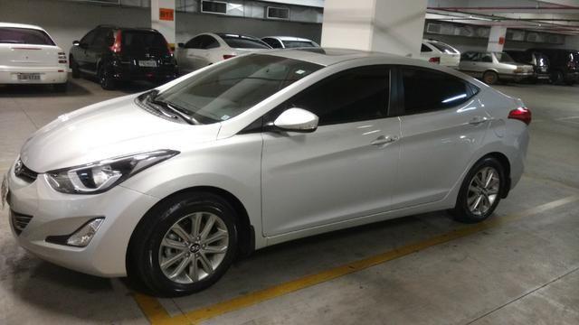 Hyundai Elantra GLS 2.0 16V Flex TOP De Linha