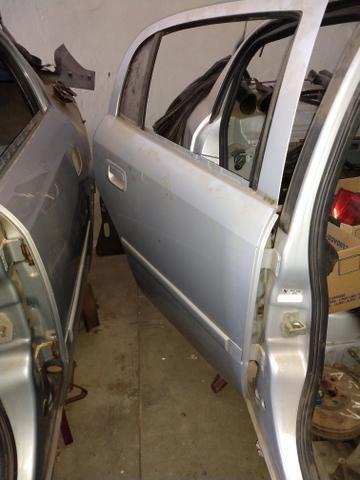 Porta traseira direita Astra original