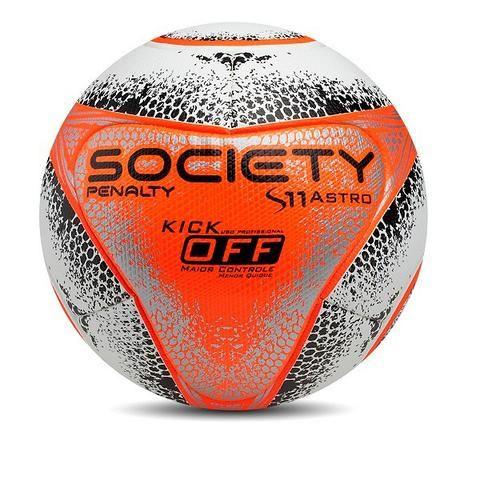 Bola Penalty S11 Astro 8 Grama Sintetica   Society - Esportes e ... ce6fa3b692fbd