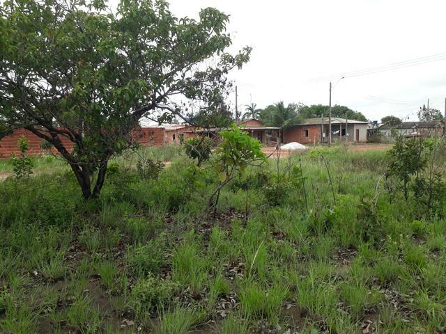 Terreno titulado no bairro Amazonas