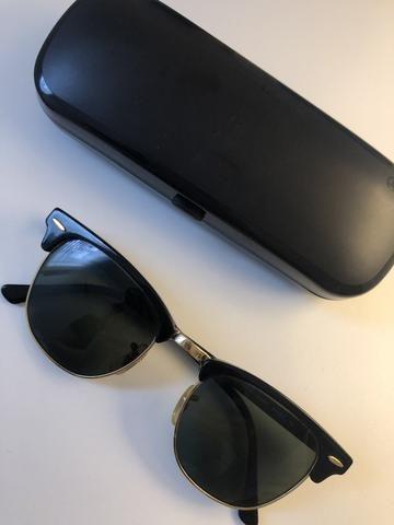 24791ff7b Óculos de Sol Original Ray-Ban ClubMaster - Bijouterias, relógios e ...