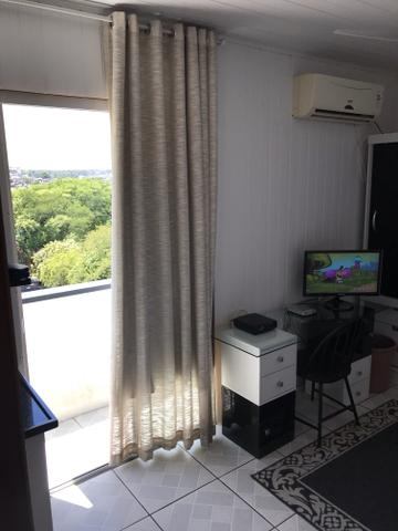 QUITINETES mobiliadas, com internet, Nettv, camareira e lavanderia cortesia p/hospede - Foto 13
