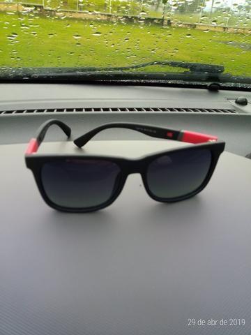0240a48d2 Oculos de sol Tommy Hilfiger Masculino TH1281/S 56 18-136 (polarizado)