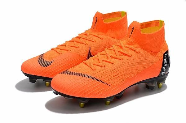 c0c03eccaf8bc Chuteira Nike Mercurial Superfly SG 4 Elite - Start Version - Trava Mista  de Alumínio