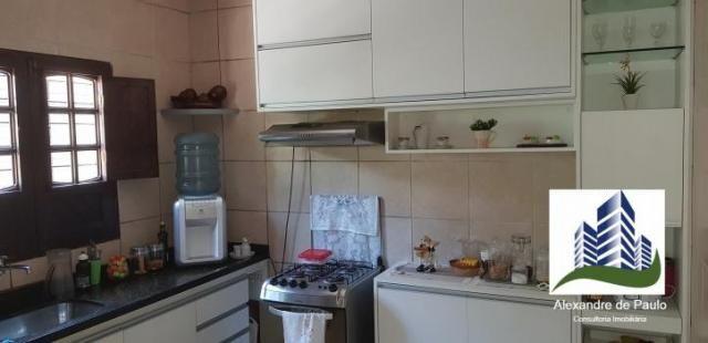 Casa com 3 quartos, 360 m² em pau amarelo, próximo a praia, toda reformada e com piscina - Foto 15