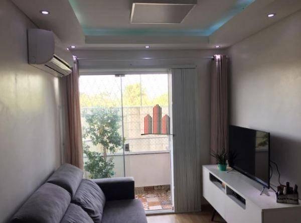 Apartamento 2 dormitórios- torres do bella vista - palhoça/sc - Foto 4