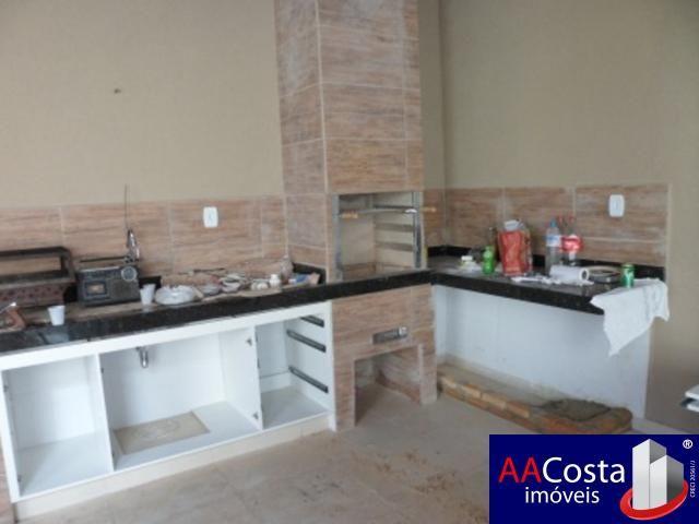 Casa à venda com 03 dormitórios em Jardim aeroporto, Franca cod:276
