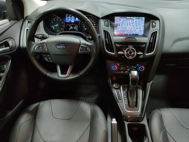 Focus titanium hatch 2016 c/44.000km automático. léo careta veículos - Foto 3