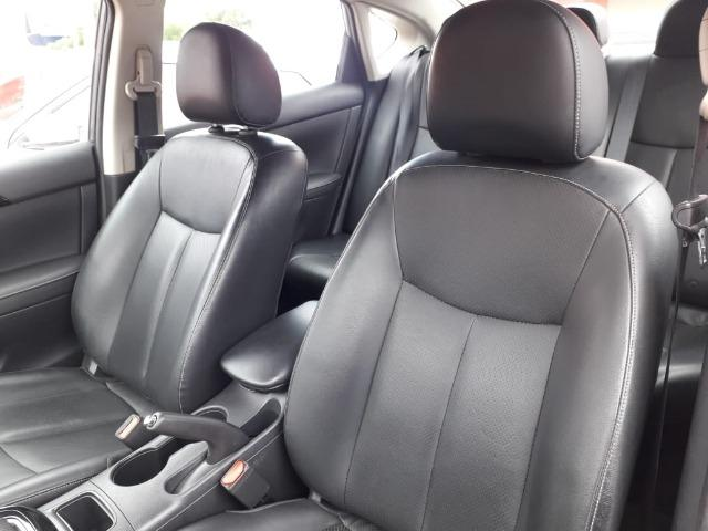 Nissan Sentra 2.0 Sv 16v Flexstart 4p Automático 2018/2018 - Foto 9