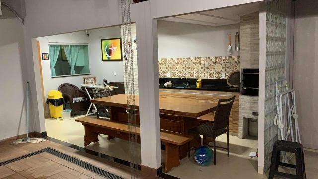 Casa com 3 quartos uma suíte no jardim Itaipú(Repleta em Armários planejados) - Foto 9