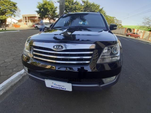 Kia mohave 3.0 v6 diesel 2011 preta