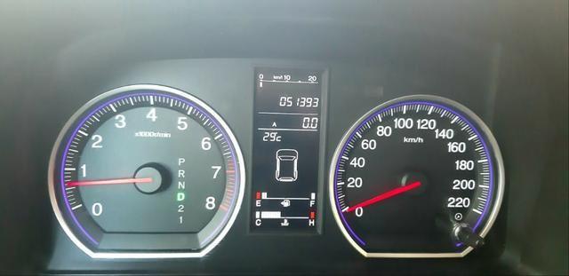 Crv blindada com apenas 51 mil kms unica dona - Foto 18