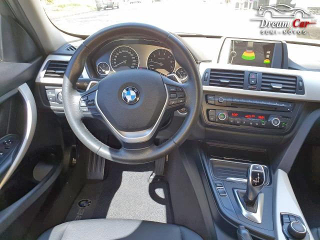 BMW 320i 16v turbo active Flex 4 pneus run flat 2015 - Foto 12