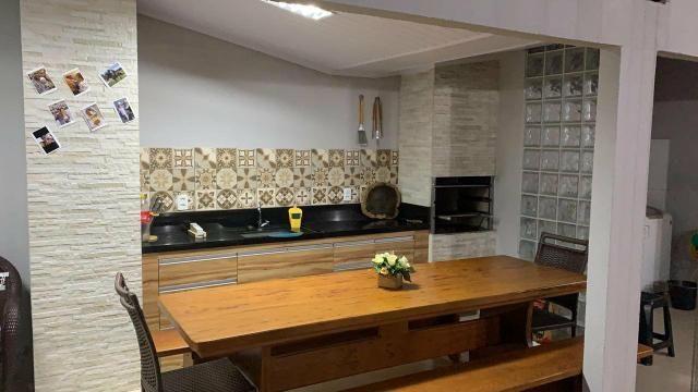 Casa com 3 quartos uma suíte no jardim Itaipú(Repleta em Armários planejados) - Foto 18