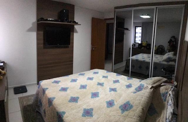Apt com 3 quartos na Ponta Verde - 96m² - Foto 16