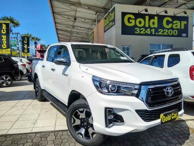 Toyota Hilux SRX 2020 ( Padrao Gold Car ) - Foto 2
