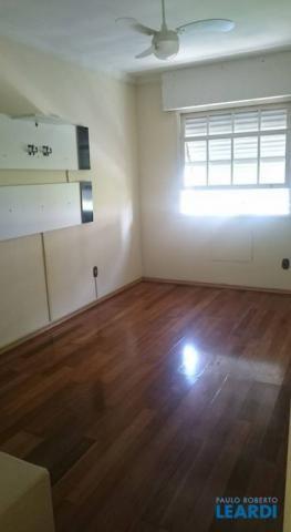 Apartamento para alugar com 3 dormitórios em Ponta da praia, Santos cod:483341 - Foto 4